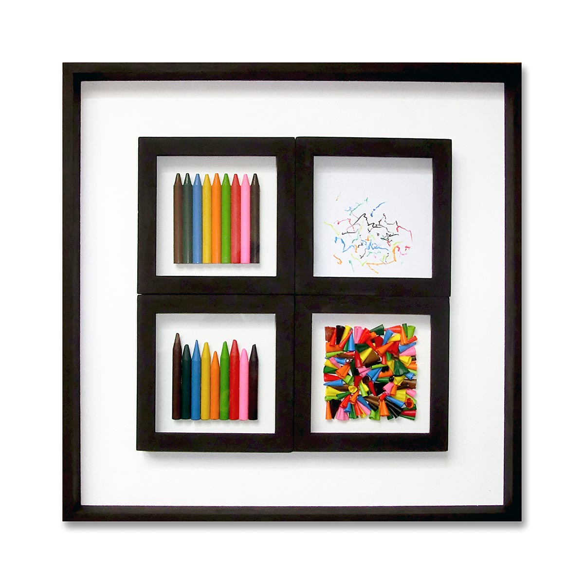 [-ColoreSegnoMateria-]-38x38x3.5-pastelli-a-cera-su-tavola-t.m